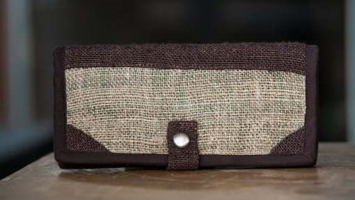 Hemp Wallet Clutch Purse
