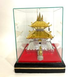 Pashupatinath Temple in Glass Case