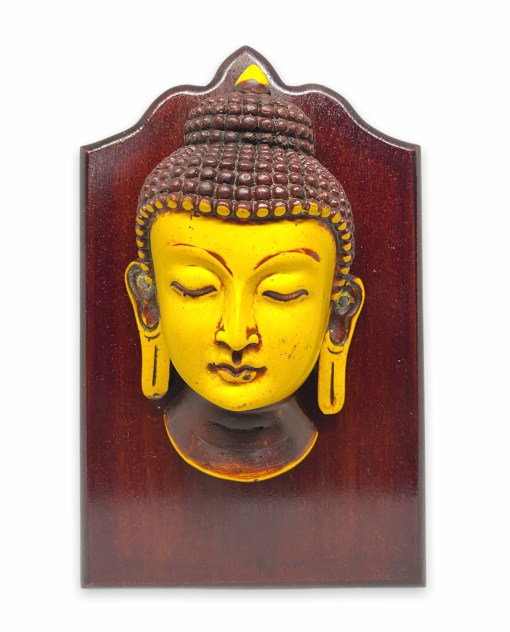 Lord Buddha Wall Mask Farewell Gifts