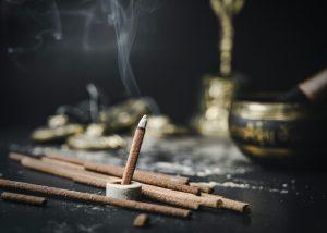 how are incense sticks made