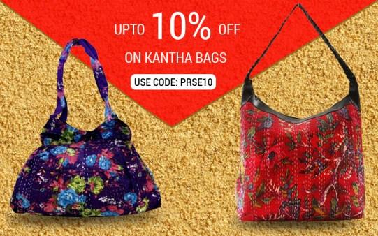 kantha-bags