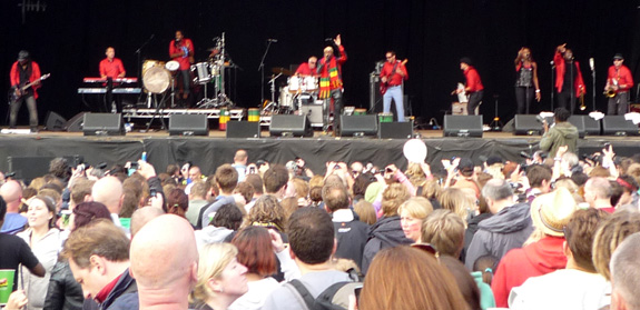 Jimmy Cliff - Guilfest 2012