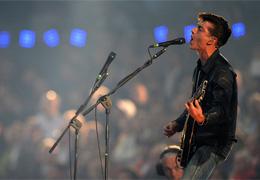 Arctic Monkeys - Olympics Opening Ceremony