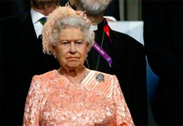 The Queen - London 2012 Olympics Opening Ceremony