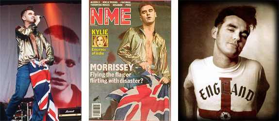 Morrissey - Flying The Flag Or Flirting With Disaster