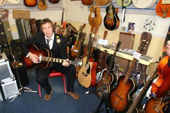 Vintage Guitar Collection