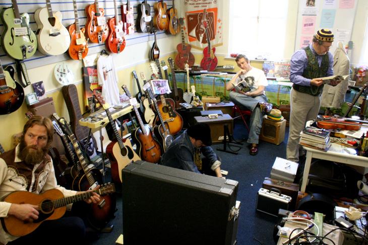 Pete Boddis' Vintage Shop in Stourbridge