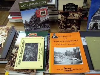 Local Authors and Local History