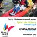 Journée Jeunes Canoë-Kayak au stade d'Eaux Vives de Cesson Sévigné