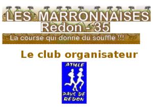 affiche maronnaises Redon35