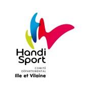Logo du Comité Départemental Handisport 35
