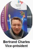 Bertrand Charles Vice Président