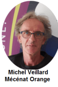 Michel Veillard Mécénat Orange_