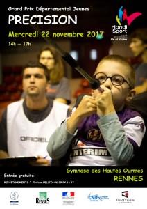 Affiche Grand Prix Des Jeunes Précision