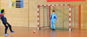 louenn au gardien au foot à 5