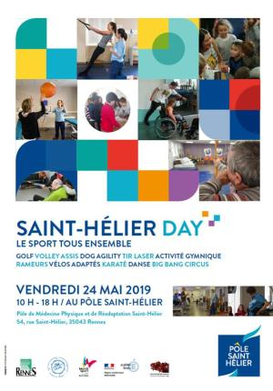 Affiche st helier day