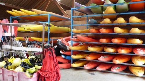 Journée Découverte Kayak 2016