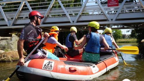 Journée Découverte Rafting 2016