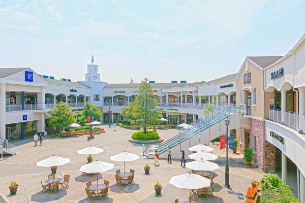 大阪OUTLET 臨空城OUTLET Rinku Premium Outlets