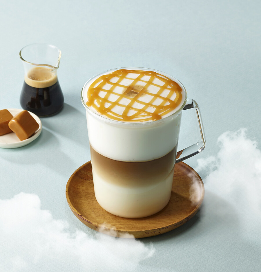 Iced Blonde Caramel Cloud Macchiato Iced Blonde Cocoa Cloud Macchiato 2019 韓國星巴克 聖誕 2019 韓國 星巴克 聖誕 2019 韓國starbucks 聖誕 2019 韓國 starbucks 聖誕