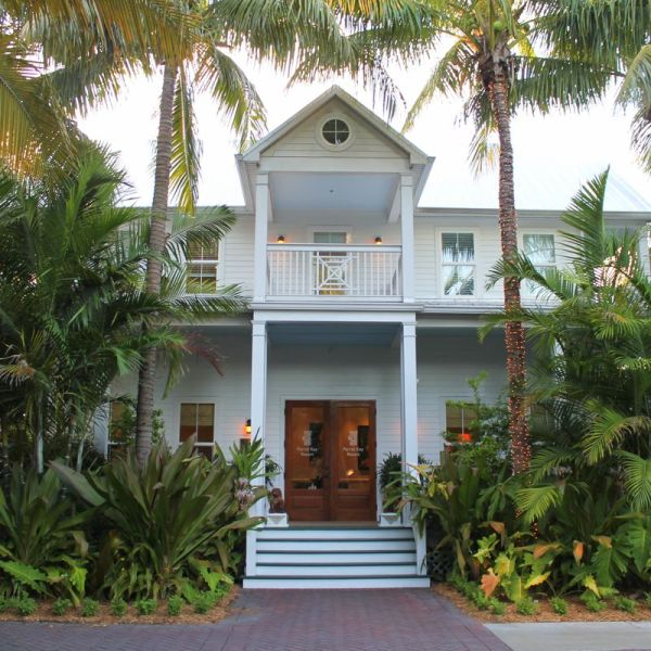 Parrot Key Resort in Key West, Florida on Hand Luggage Only (1)