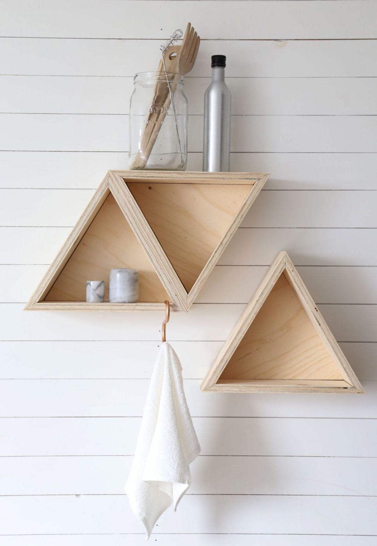 4 fantastically creative wooden shelves and racks (3)