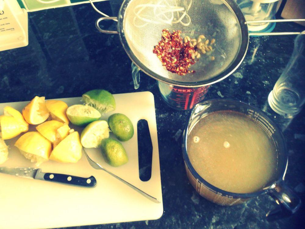 The 30 Second (Zero Calorie) Chilli Lemonade Recipe (5)