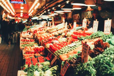 Things to do in Seattle... Visit Pike Place Market! (3)