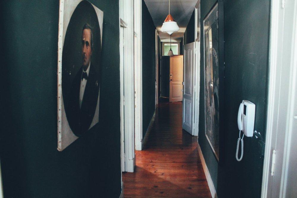 The Artist's Apartment... Lisbon, Portugal (16)