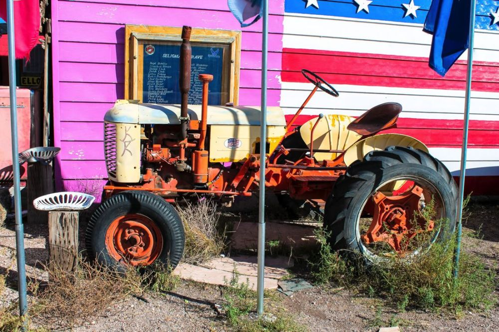 Road Trip USA! The legendary Route 66 and Road Kill Cafe! (9)