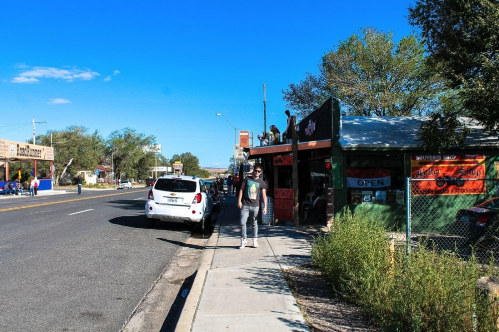 Road Trip USA! The legendary Route 66 and Road Kill Cafe! (15)
