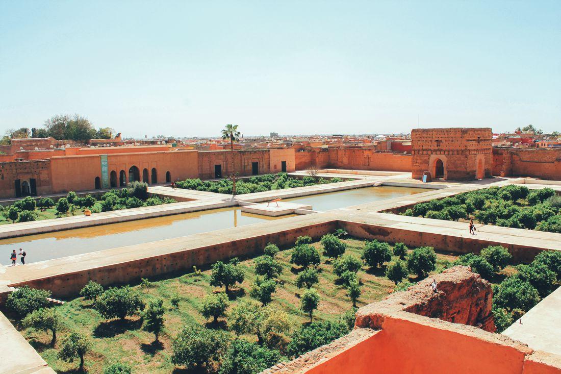 Arabian Adventures - Exploring El Badi Palace Ruins, Morocco (13)