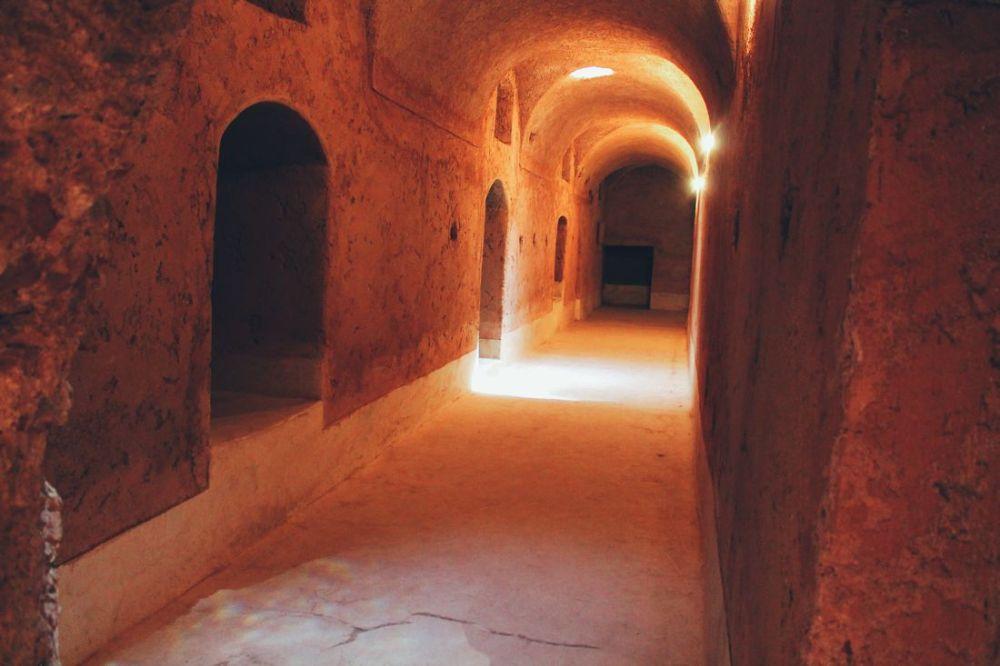 Arabian Adventures - Exploring El Badi Palace Ruins, Morocco (15)