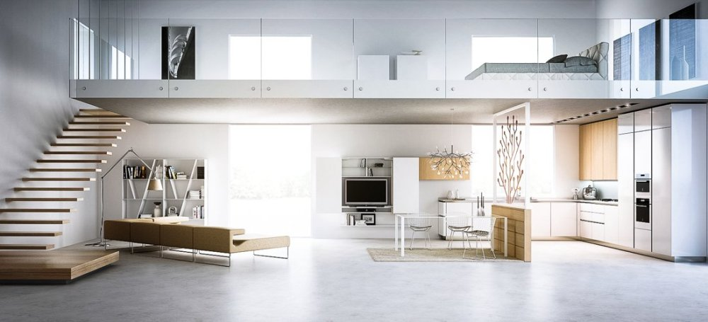 7 Lofts That Will Bring Out The Green-Eyed Monster in You! (7)