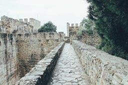 Exploring Lisbon - Castelo de São Jorge (8)
