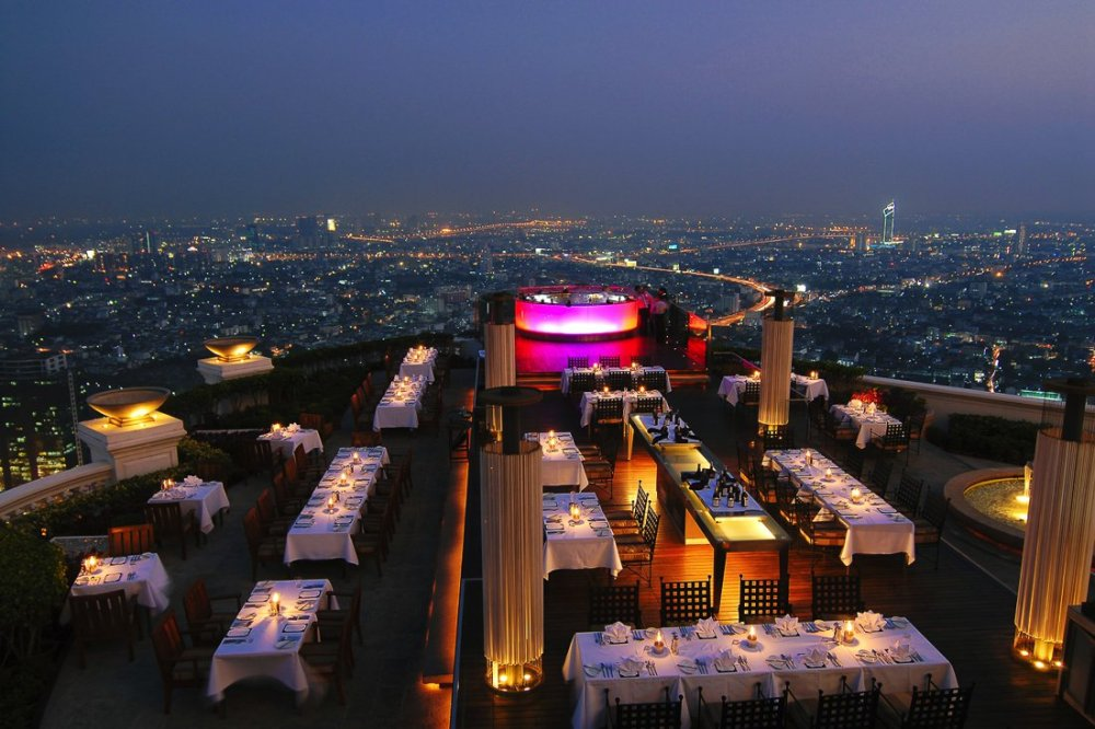 24 Restaurants With The Best Views In The World! (22)