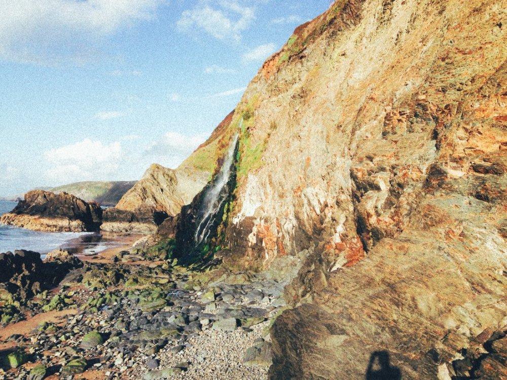 Tresaith Beach, Wales, UK Exploring the UK Coastline on Hand Luggage Only Blog (4)