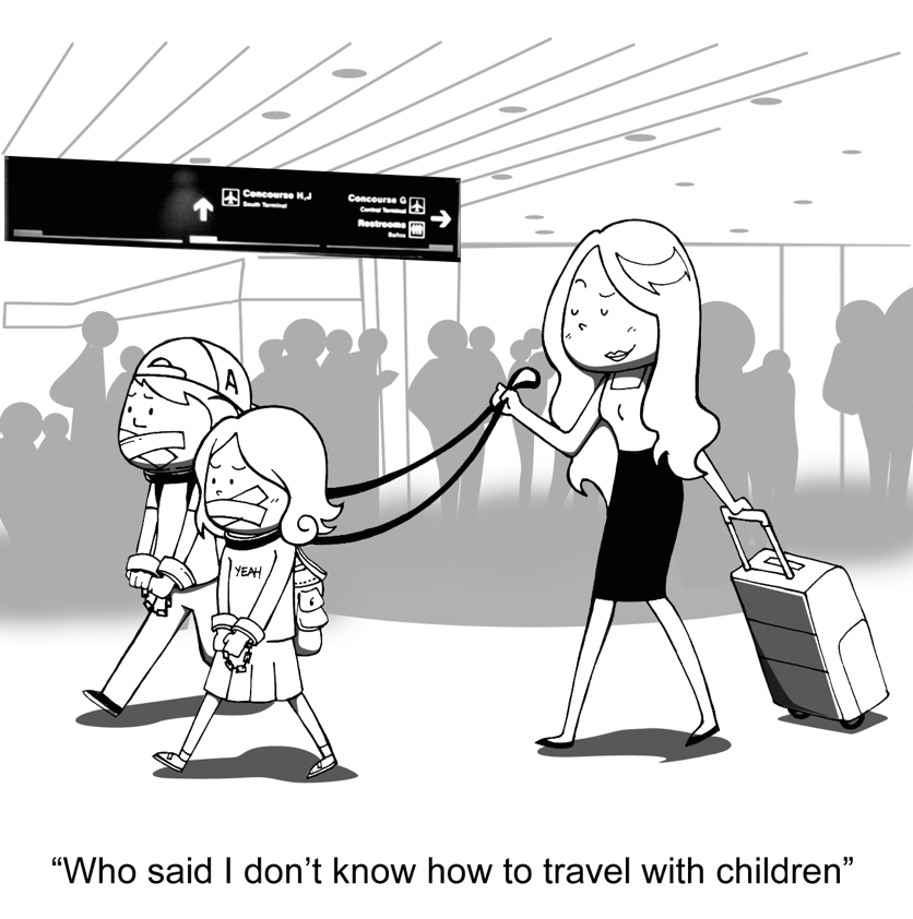 Funny Travel Comics and Cartoons (4)