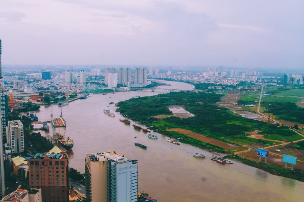 Vietnamese Fine Dining With A View of Ho Chi Minh City - Eon 51 (4)