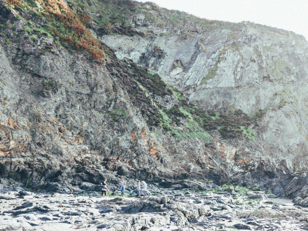 Tresaith Beach, Wales, UK Exploring the UK Coastline on Hand Luggage Only Blog (15)