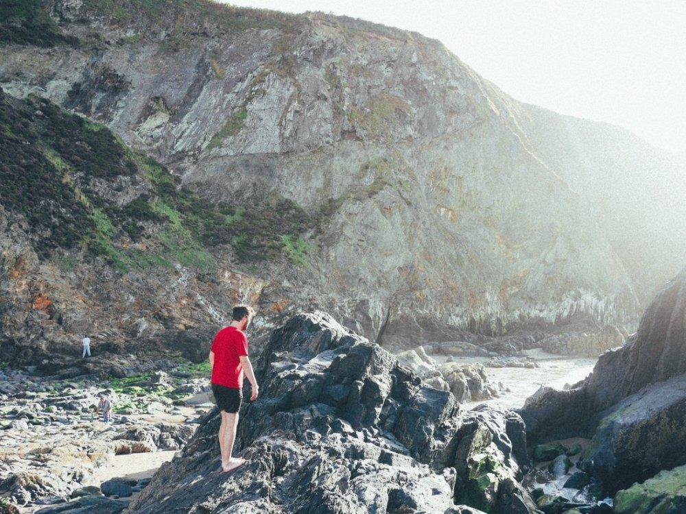 Tresaith Beach, Wales, UK Exploring the UK Coastline on Hand Luggage Only Blog (19)