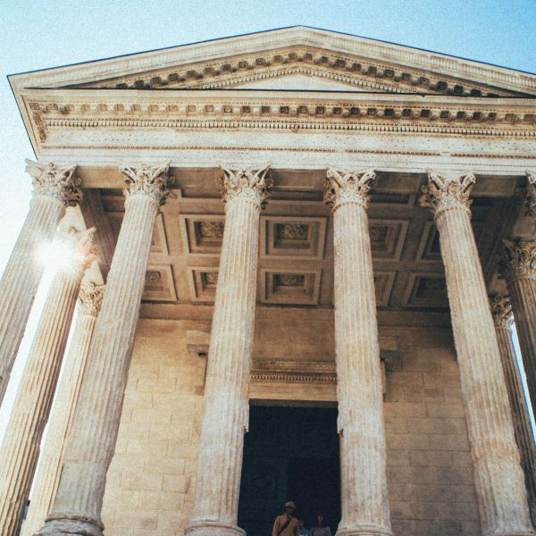 Visit Ancient Rome… in the South of France! In Nimes (13)