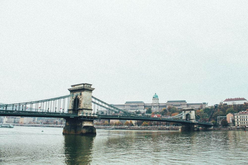 Exploring Budapest In The Day! (10)