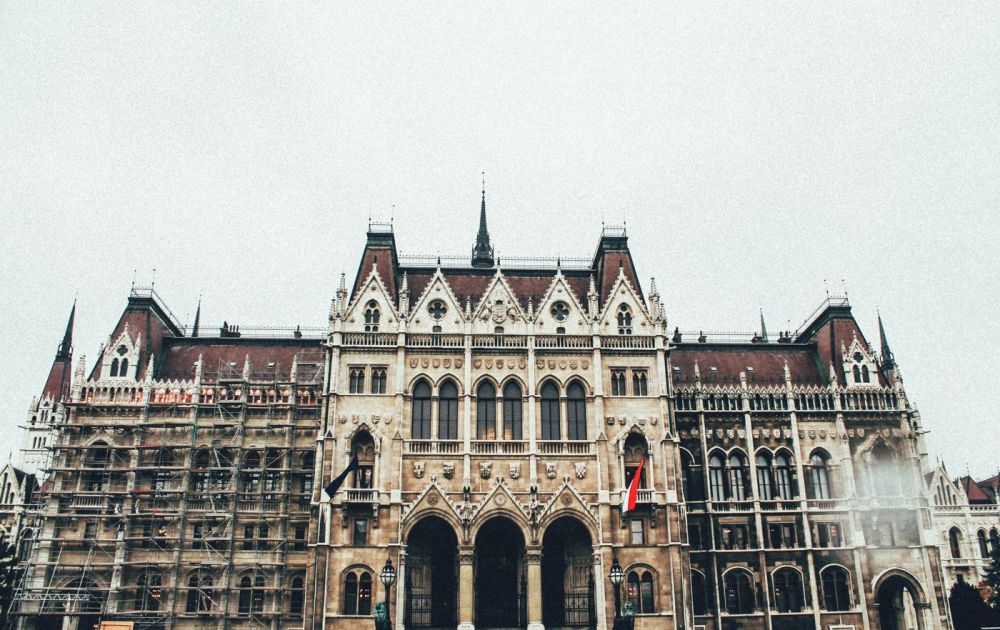 Exploring Budapest In The Day! (12)