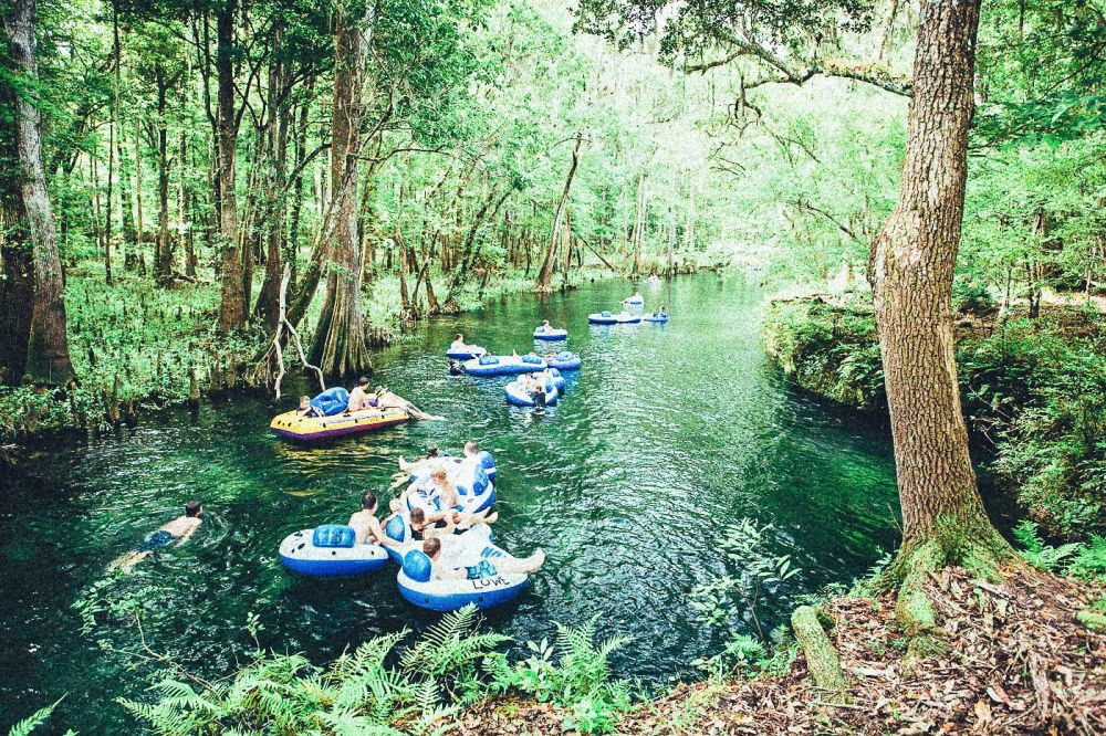 1 Thing You Have To Do In Florida! Tubing Down Ichetucknee River (4)
