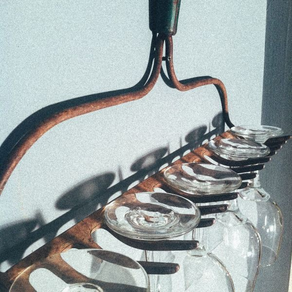 Rake Wine Glass Holders (4)