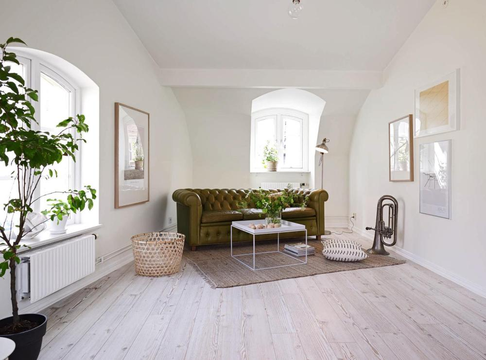 20 Amazingly Beautiful White Homes To Draw Inspiration From! (13)