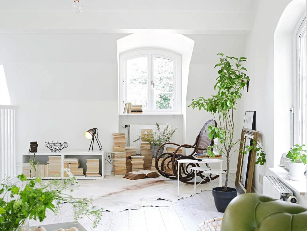 20 Amazingly Beautiful White Homes To Draw Inspiration From! (16)
