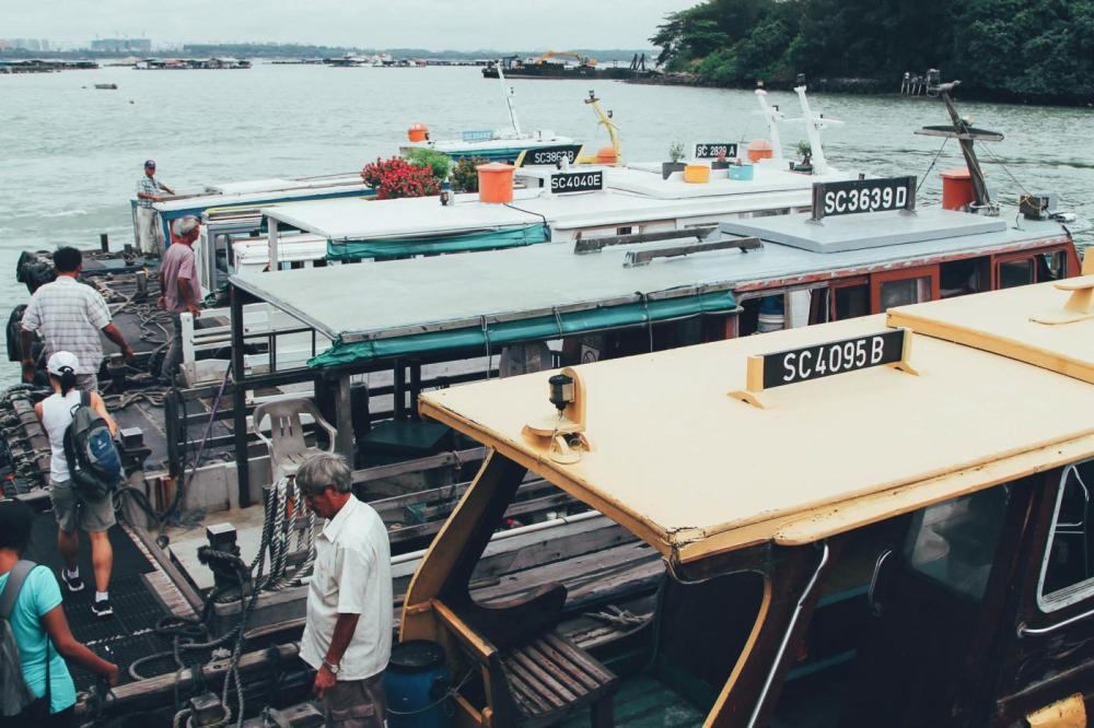Going Off The Beaten Track in Singapore: Exploring Ubin Island... (1)