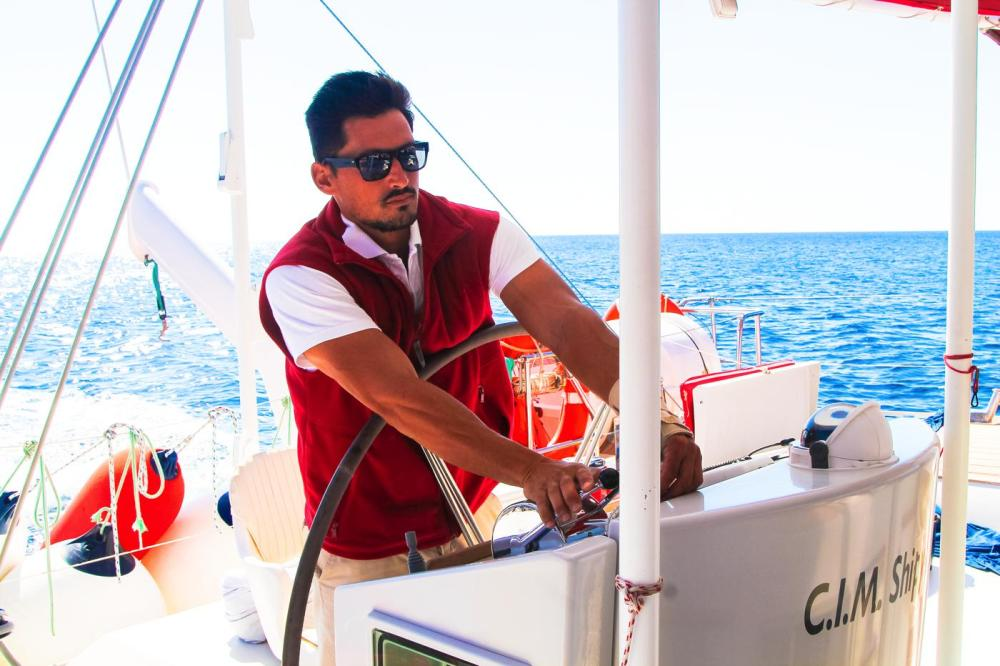 Things To Do When Sailing Around Santorini... (21)